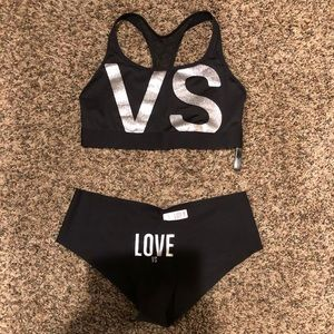 NWOT Victoria's Secret Bra and Panty Set